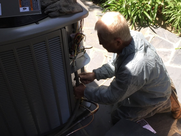How to Clean and Conceal Your Air Conditioner Unit