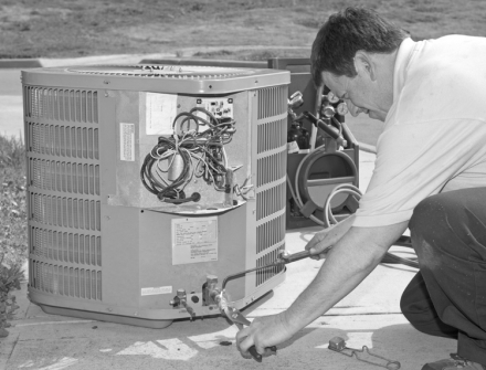 How to Turn Your AC System on Safely