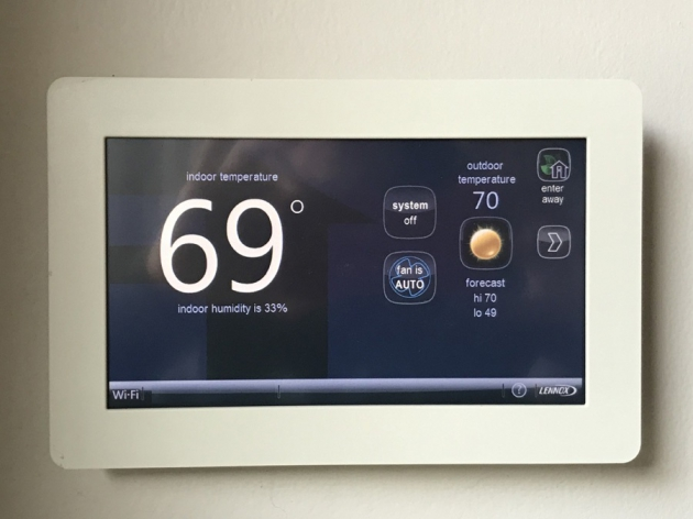 What are the Optimal Thermostat Settings for Colder Months?