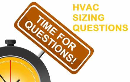 How Should You Size an HVAC System?