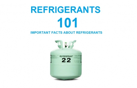 Should You Mix Different Refrigerants Together?