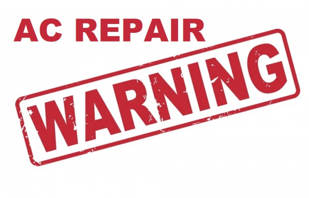 5 AC Repair Warning Signs Explained