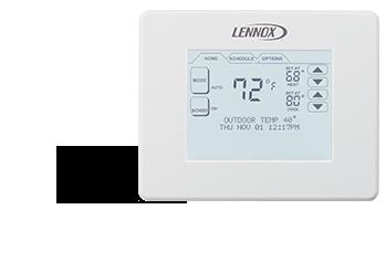 lennox touchscreen thermostat. touchscreen thermostat lennox c
