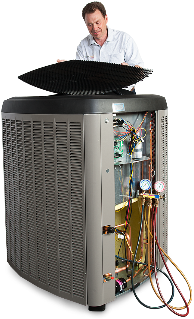 General AC Solutions Cooling Los Angeles & San Fernando Valley - Repair Service & Installation Equipment 1