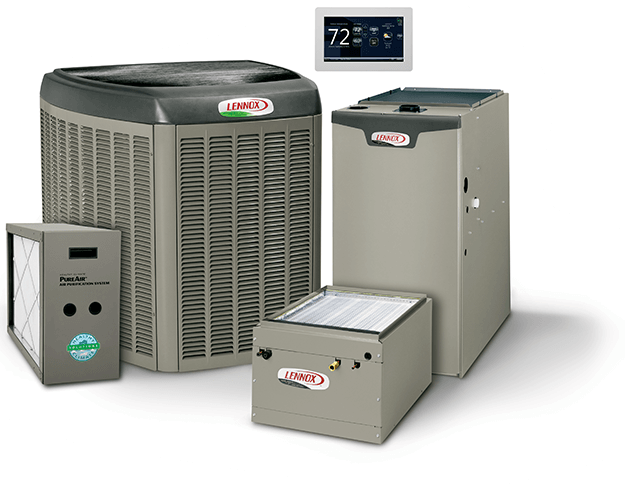 Lennox Heating and Cooling Solutions Premier Authorized Dealer Los Angeles